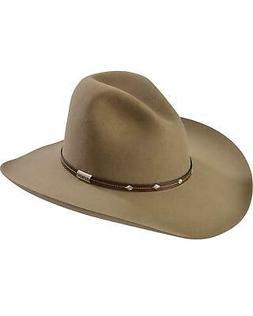 Stetson 4X Silver Mine Buffalo Felt Cowboy Hat - SBSLVM-5036