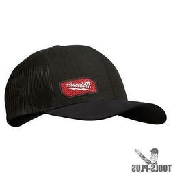 Milwaukee 505B GRIDIRON Snapback Trucker Hat New