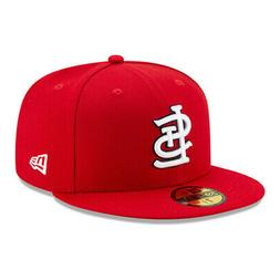 New Era 59Fifty St. Louis Cardinals GAME Fitted Hat  Men's M