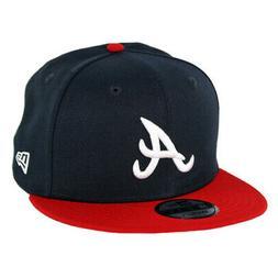 Atlanta Braves A New Era MLB Snap 9FIFTY Snapback Hat Cap -