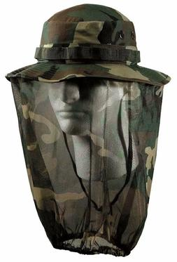 Boonie Hat with Mosquito Netting 5833 Rothco