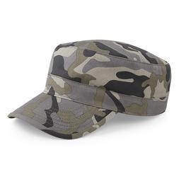 Camouflage Army Camo Hat Baseball Cap Cotton Sun Hat Adjusta