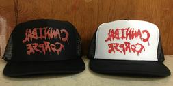 Cannibal Corpse Hat death gore metal kbd hammered smashed fa