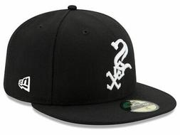 New Era Chicago White Sox GAME 59Fifty Fitted Hat  MLB Cap