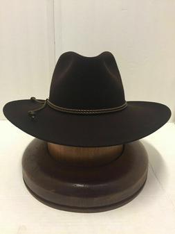 Stetson Cowboy Hat 6X BeaverFur Chocolate Carson Free Shippi
