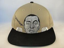 Curly Soitenly Underbrim Stamped SAMPLE Vintage Snapback Cap