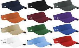 Nike Dry Dri-FIT Swoosh Visor Men's Adjustable Strapback Cap