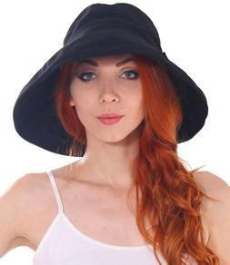 Fashion Bucket Hat Boonie Bow Outdoor Cap Women's Summer Bea
