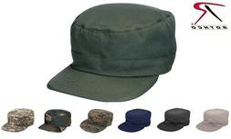 Military Style Fatigue Hat Adjustable USMC Army Field Patrol