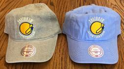 Golden State Warriors Mitchell & Ness 2 Men's Dad Hats