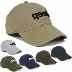 Hot Jeep Men's Summer Cotton Hat Baseball Cap Golf Hat Ball