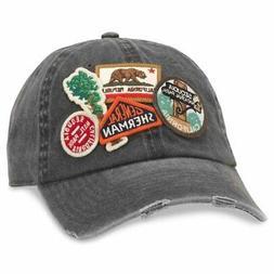American Needle Iconic Trucker Ajustable Strapback Hat
