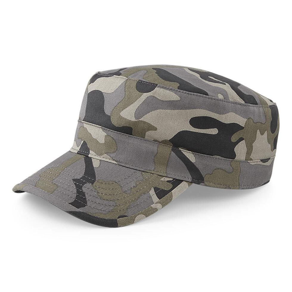camouflage army camo hat baseball cap cotton