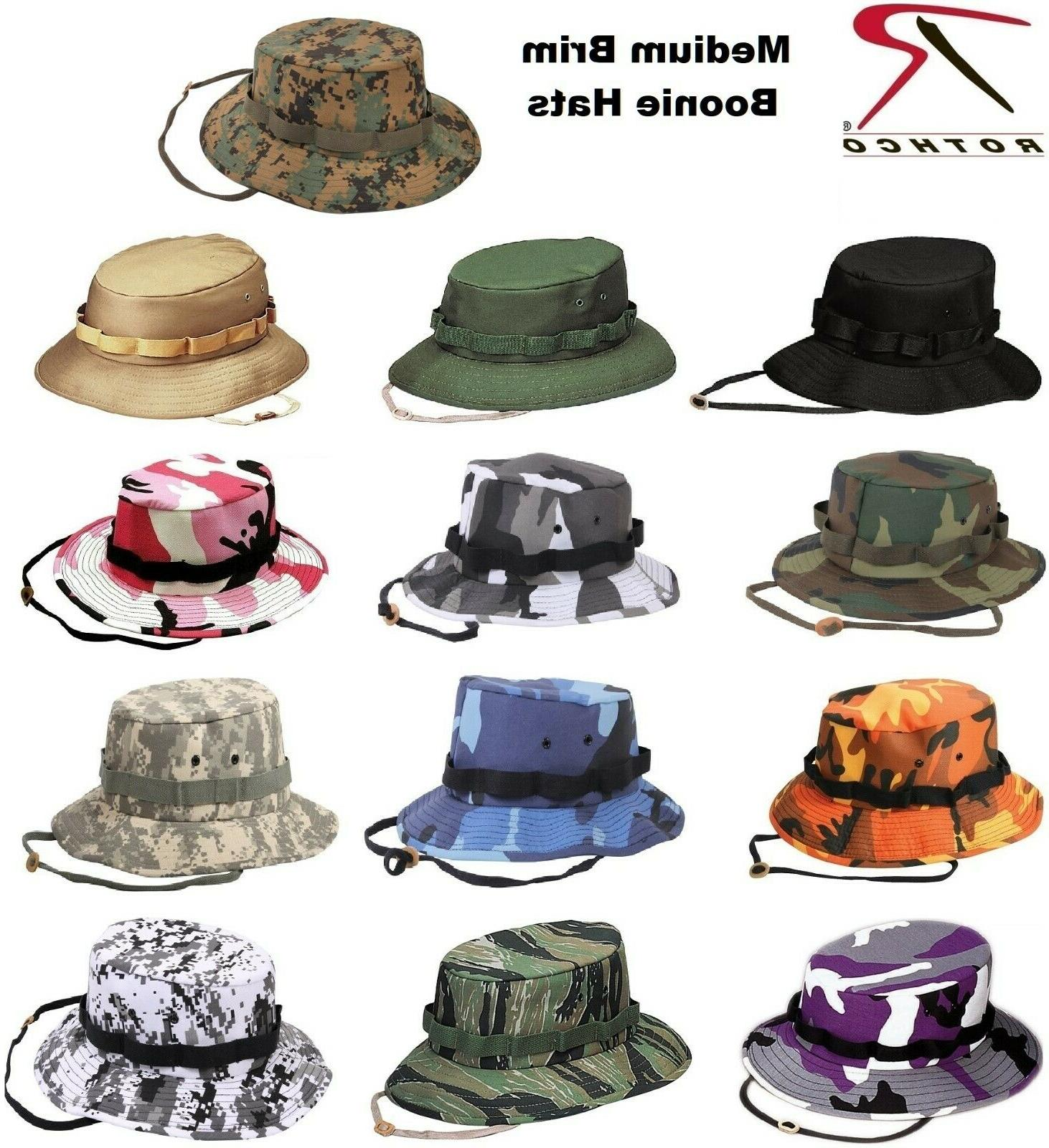 military style boonie hat camping hunting jungle