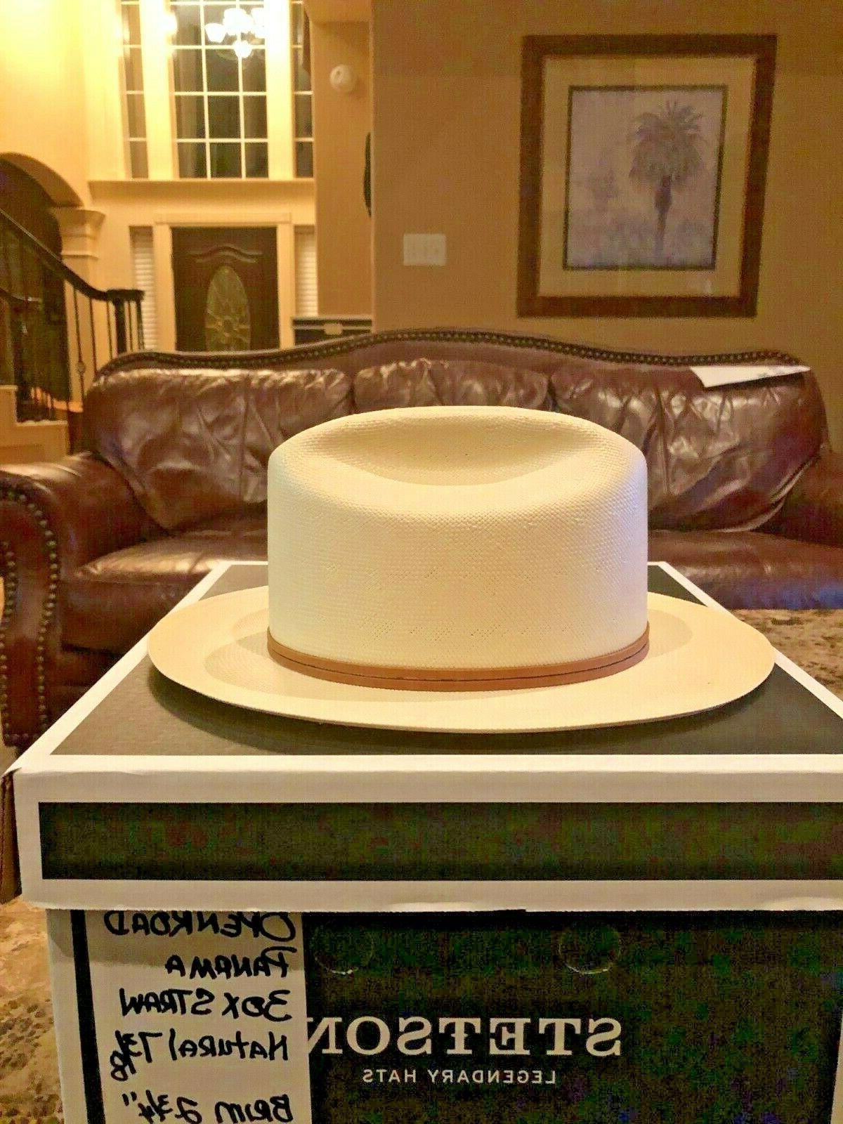 STETSON NATURAL 7 WESTERN!