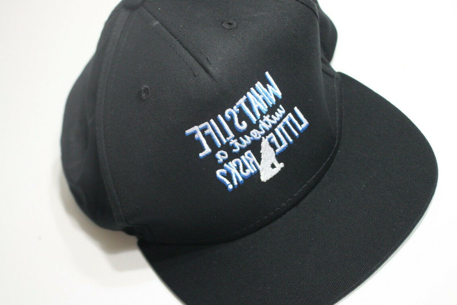original headwear hat 100 percent cotton black