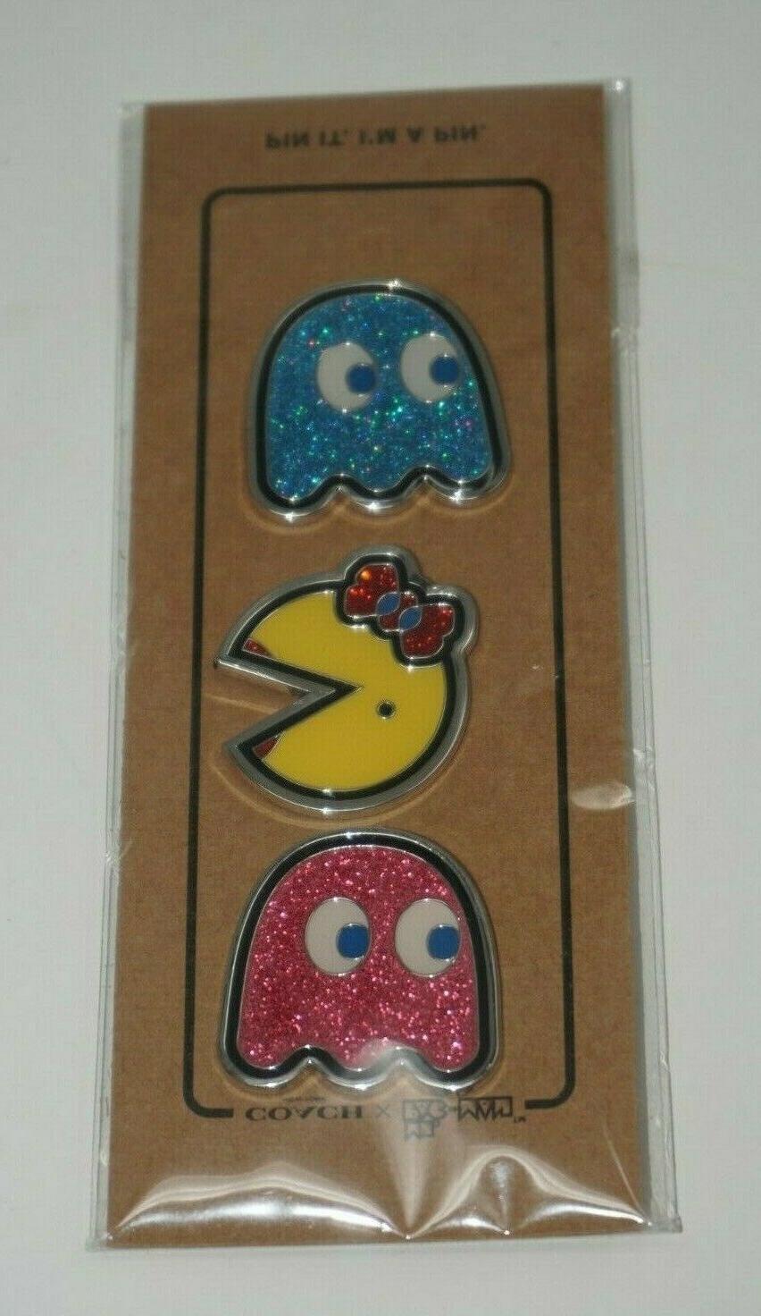 Coach Pac-Man & Glitter Enamel 3
