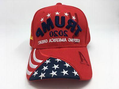 red 2020 keeping america great hat usa