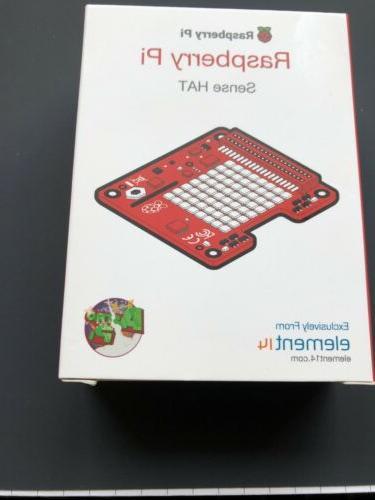 Raspberry Pi Sense with Humidity