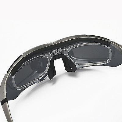 Walleva Polarized Sunglasses+Hat Lenses