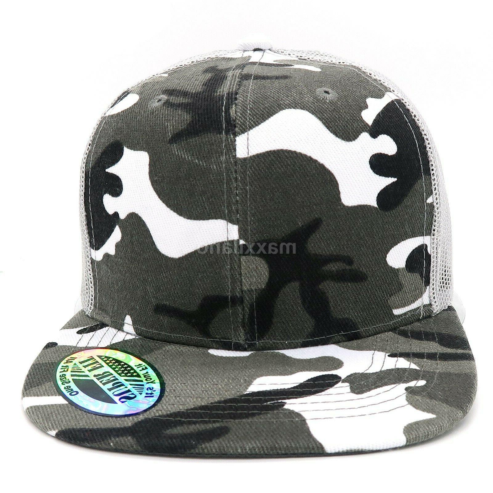 Trucker Hat Hats for Men Size Cap