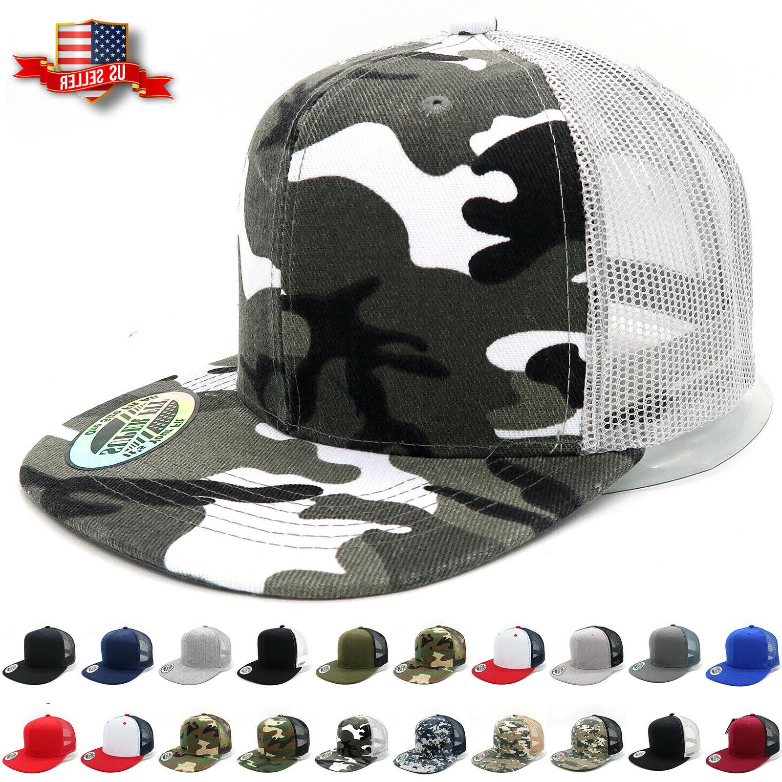 trucker hat mesh snapback hats for men