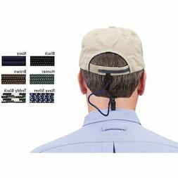 Croakies Lid Latch Brown Secure Strong Metal Hat Clip Cap Re
