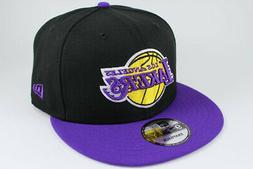 Los Angeles Lakers LA New Era 9FIFTY NBA 2Tone Adjustable Sn