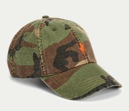 POLO Ralph Lauren Men's Big & Tall Logo Hat Cap $59.50 GREEN