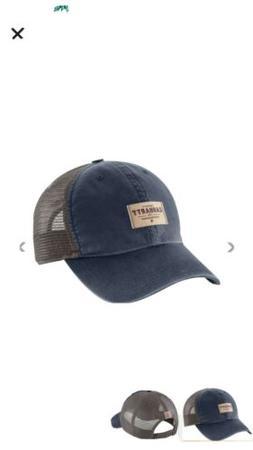 Carhartt Men's Glennville Mesh Back Hat