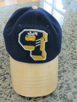 Polo RALPH LAUREN Men's Hat Wool Leather Letterman PWing Sno