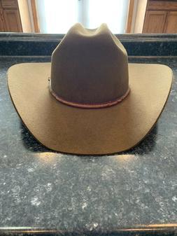 Stetson Men's Powder River 4X Buffalo Felt Cowboy Hat - Sbpw