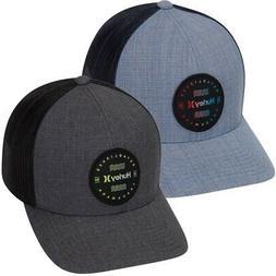 Hurley Men's Trademark Trucker Snapback Hat Cap