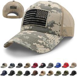 mens cotton baseball cap usa army american