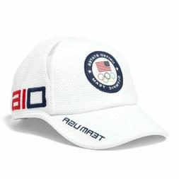 Mens Polo Ralph Lauren White Team USA 2016 Olympics Cross Co