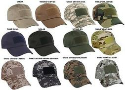 Military & Spec Op Low Profile Adjustable Tactical Hat Opera