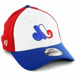 "New Era Montreal Expos Cap Cooperstown ""Team Classic"" Hat  C"