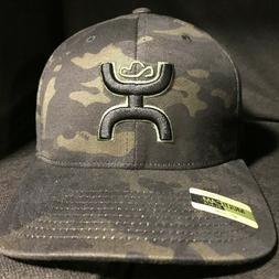 New 2019 Hooey Chris Kyle Punisher Camo Hat CK016-02 Flexfit