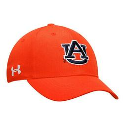 NEW Under Armour Classic Structured Adjustable Hat - Auburn