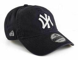 New Era New York Yankees Baseball Cap Hat MLB Core Classic 9