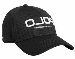 New Polo Ralph Lauren Mens Baseball Cap Hat One Size Black P
