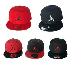 NEW Mens Jordan Baseball Cap Snapback Hat Multi Color Adjust