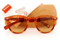 New Garrett Leight Sunglasses Hampton X 2082-46-HAT/PMP Hone