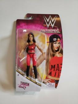 """NIKKI BELLA - WWE Mattel Superstar 6"""" Girls Wrestling Action"""