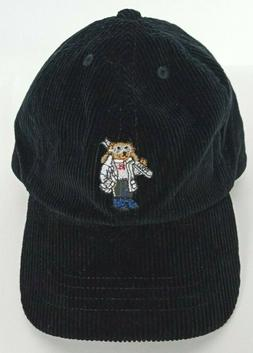 NWT POLO RALPH LAUREN Boys Ski Bear Baseball Cap Hat Blue, S