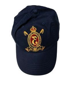 NWT Polo Ralph Lauren Mens Baseball Hat Cap Navy