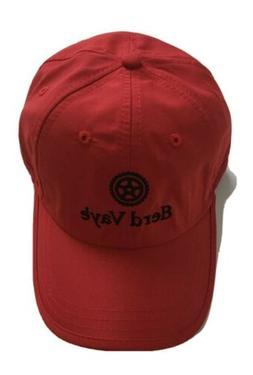 Original Berd Vaye Hat..must Own Any Watch Enthusiast.