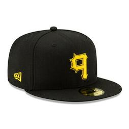 New Era Pittsburgh Pirates ALT 2 59Fifty Fitted Hat  MLB Cap