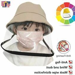 Protective Anti Spit Dust Fishing Bucket Saliva Kid Children