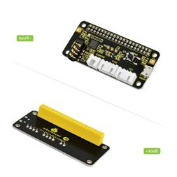 KEYESTUDIO ReSpeaker 2-Mics Pi HAT V1.0 for Raspberry Pi Zer